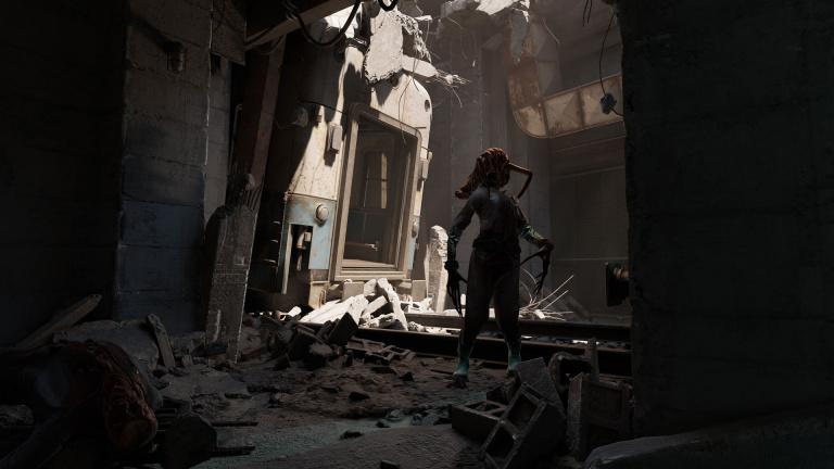 Half-Life : Alyx - Un mod pour jouer sans casque VR est disponible
