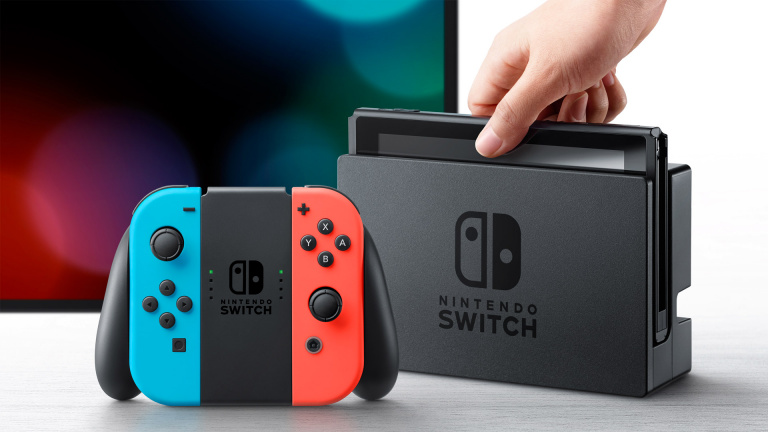 Nintendo Switch : la console passe en version 10.0.0