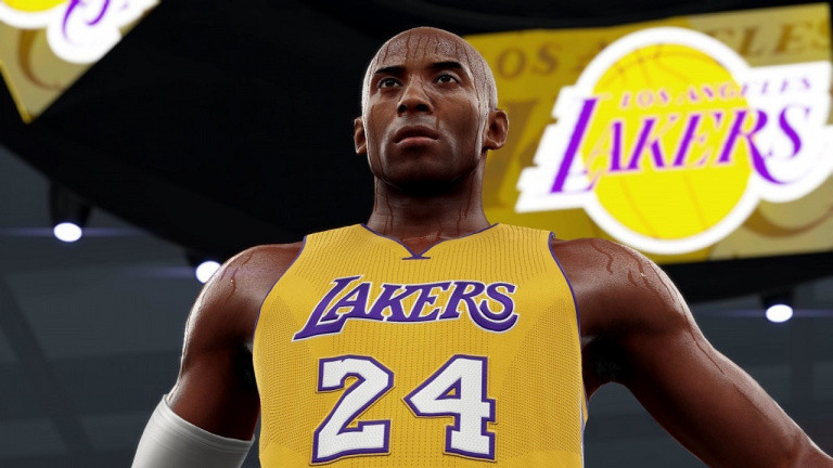 NBA 2K20 : Une carte diamant rose Kobe Bryant offerte à tous les joueurs