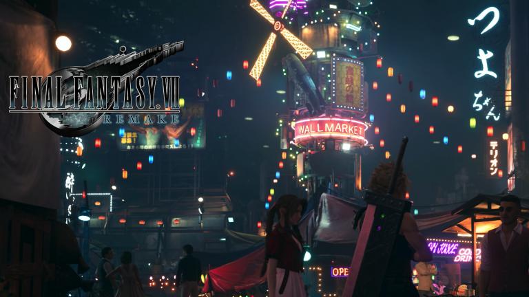 Final Fantasy 7 Remake, Wall Market : quels sont les bons choix à faire ?