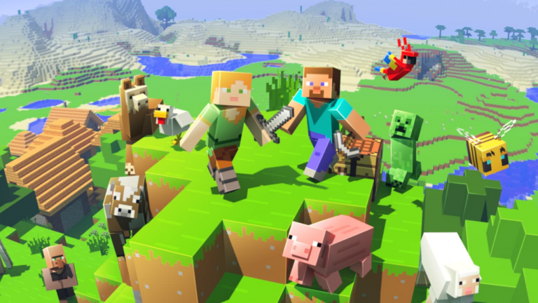 Au Japon, Minecraft a droit à son manga dans le CoroCoro Comic