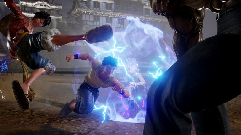 Jump Force : une édition Deluxe sur Switch et un Character Pass 2 annoncés