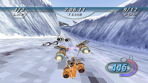 Star Wars Episode I : Racer date sa sortie sur PlayStation 4 et Nintendo Switch