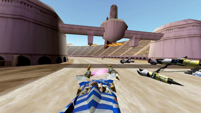 Star Wars Episode I : Racer - La version définitive dévoile ses nouveautés sur PS4 avant le lancement