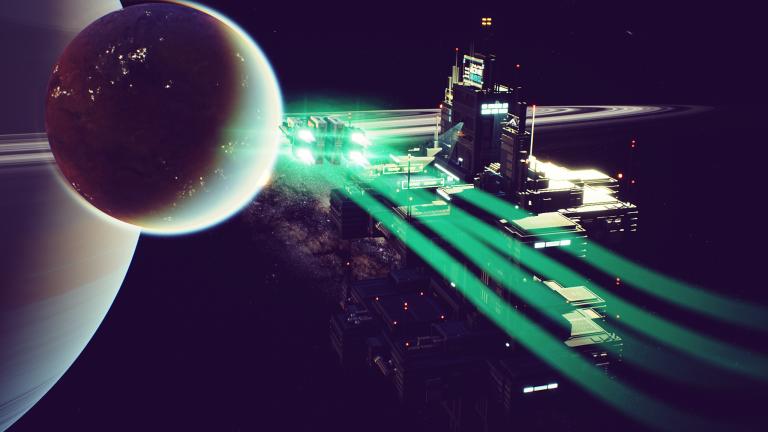 Industries of Titan : Un city builder qui prend de l'espace