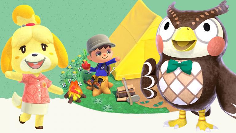 Animal Crossing, le jeu qui vous fait sortir de chez vous