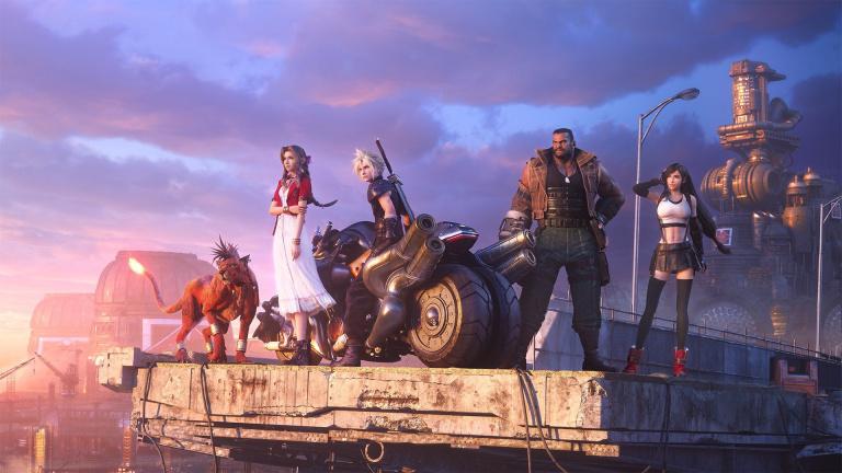 Final Fantasy 7 Remake : un dernier making-of sur les graphismes et effets visuels