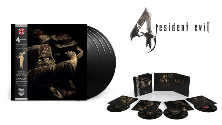 Resident Evil 4 : L'OST arrivera sur vinyle en juillet