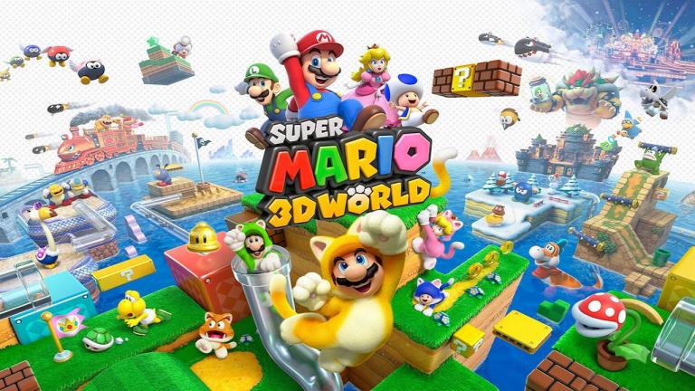 [Rumeur] Super Mario 3D World aurait été listé sur Switch par Best Buy