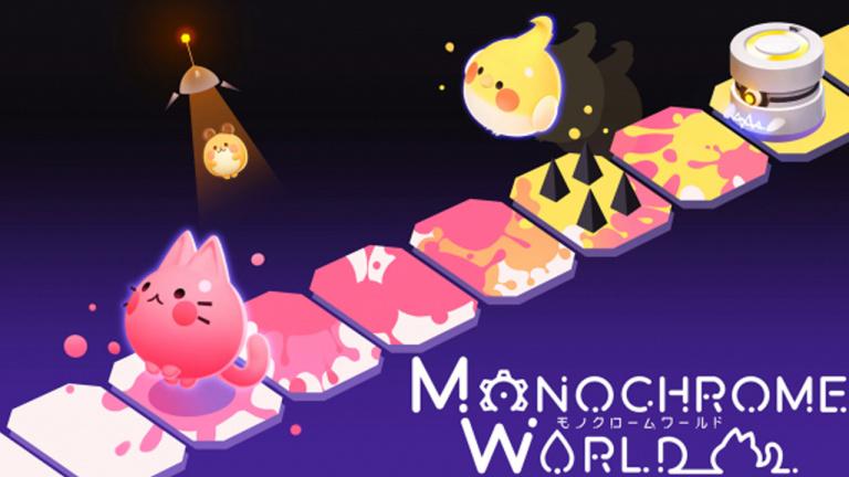 Monochrome World s'installe sur PC et Nintendo Switch