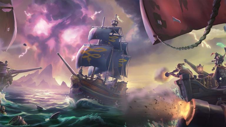 Sea of Thieves - Bientôt des points de sauvegarde pour les missions Tall Tales