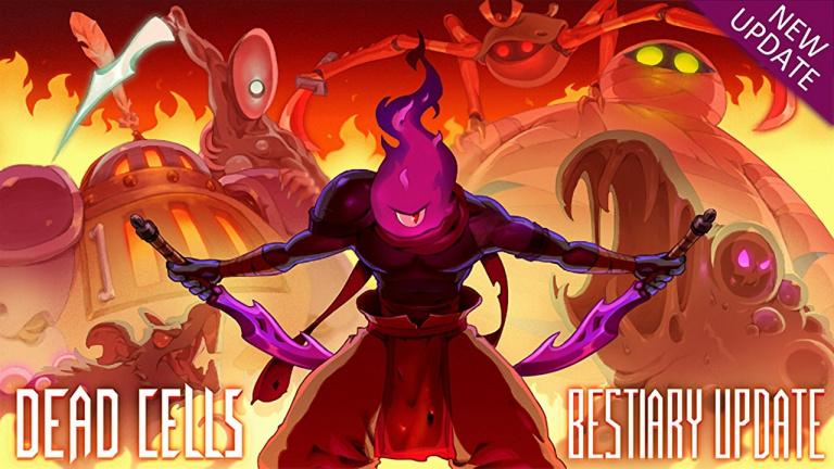 Dead Cells : la mise à jour Bestiary est disponible sur PC