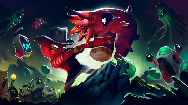 Epic Games Store - Amnesia et Crashlands seront gratuits la semaine prochaine