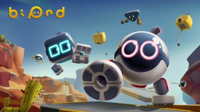 Biped annonce sa date de sortie sur Nintendo Switch