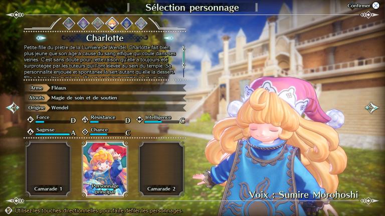 Prologue de Charlotte