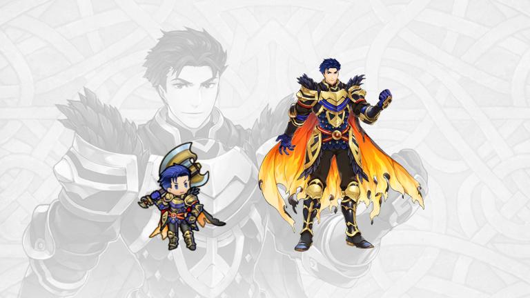 Fire Emblem Heroes : Un Hector Resplendissant arrivera en mai