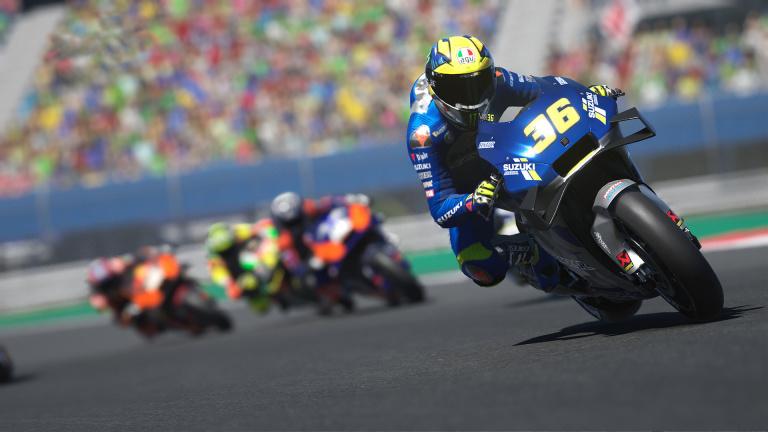 MotoGP 20 : Milestone précise son planning de mises à jour (motoE, Red Bull Rookies Cup...)