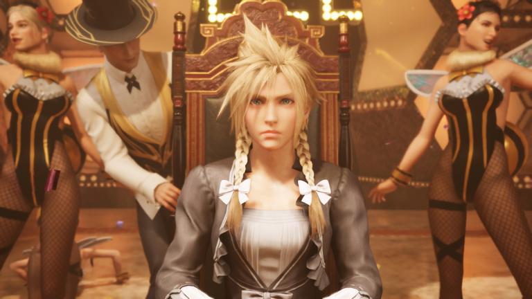 Final Fantasy VII Remake : Le nombre de parties n'est pas encore fixé