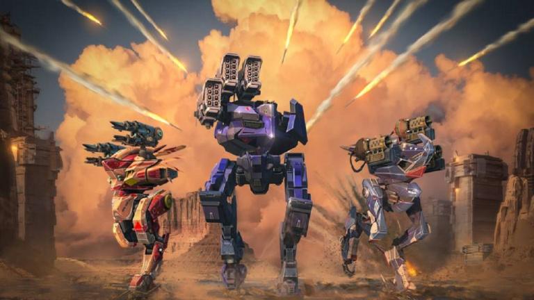 Pixonic annonce un remaster de War Robots
