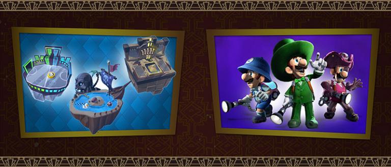 Luigi's Mansion 3 : la deuxième partie du Pack multijoueur se lance aujourd'hui