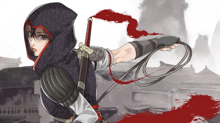 Assassin S Creed Chronicles China Comes To Manga On June 11