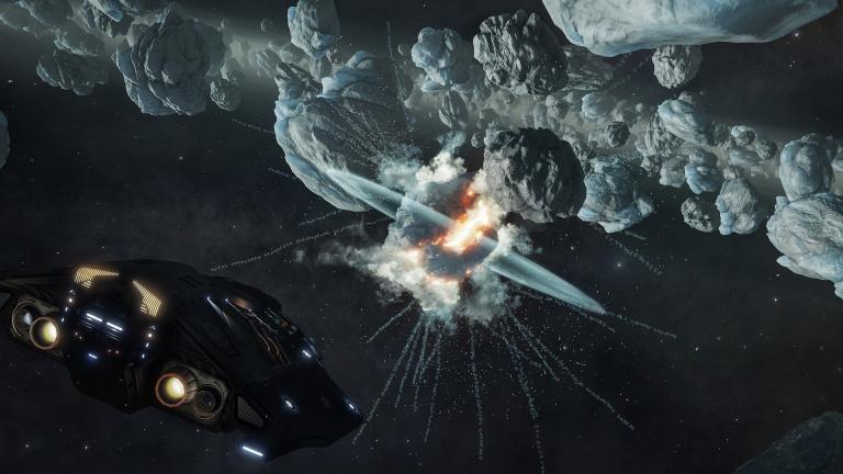 Elite Dangerous : l'extension majeure Next Era attendra début 2021