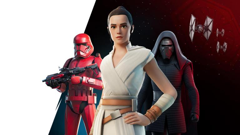 Fortnite : les sabres lasers sont de retour pour le Star Wars Day