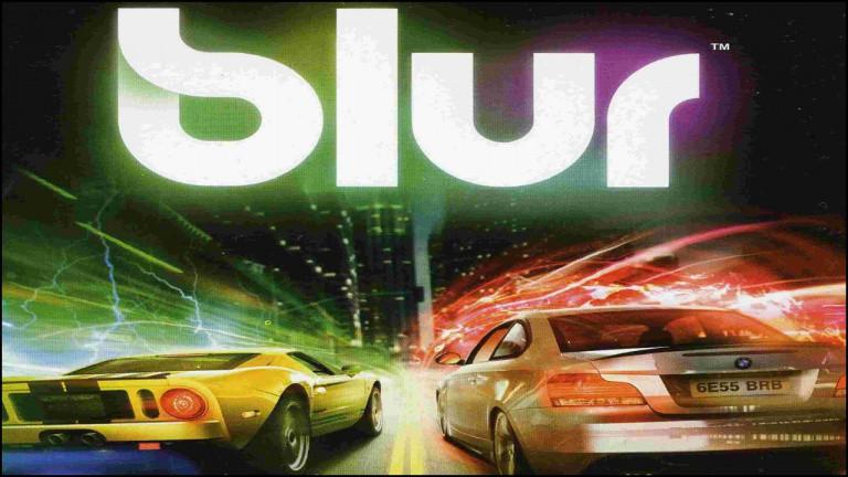 Blur 2 : 1h de gameplay pour ce jeu de course annulé