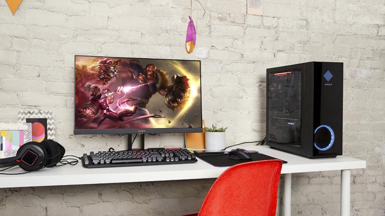 Omen 27i : un nouvel écran gaming à 165 Hz chez HP