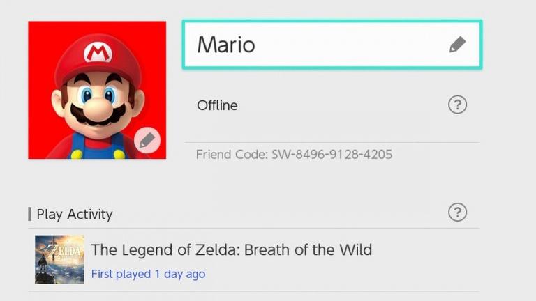 Nintendo : L'origine des codes ami expliquée