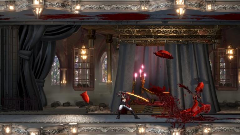 Bloodstained : Ritual of the Night - Zangetsu et le mode Randomizer en approche