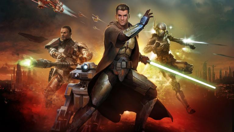 Star Wars : The Old Republic - Une playlist complète proposée sur YouTube