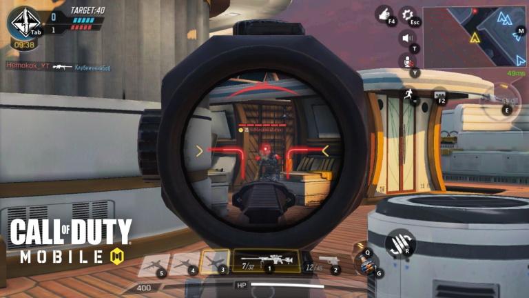 Call of Duty Mobile, saison 6 : Mission Tireur d'élite expert, notre guide complet