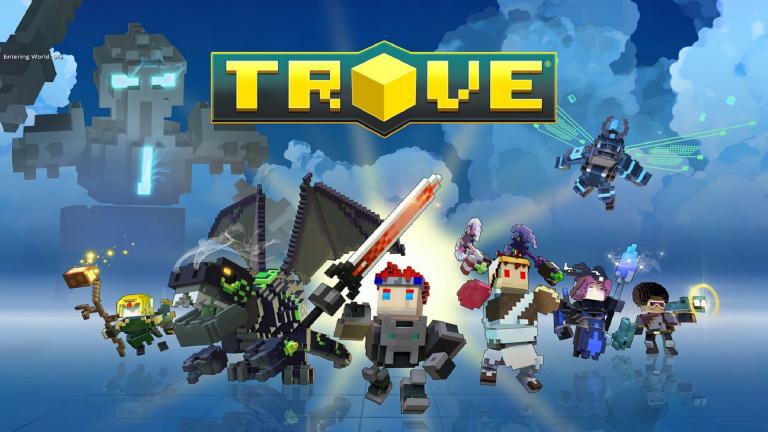 Trove : Trois nouveaux modes de jeu lancés par Gamigo