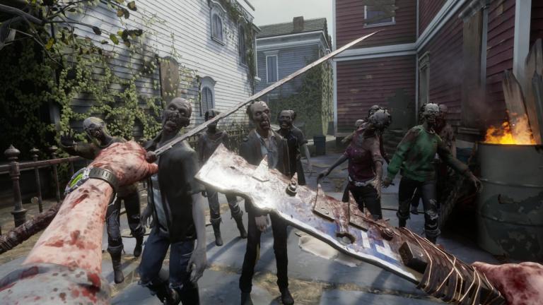 The Walking Dead : Saints & Sinners est disponible sur PS VR