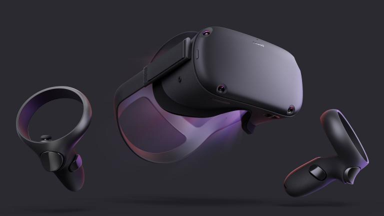 Oculus Quest : Facebook travaillerait sur un modèle plus petit et plus léger