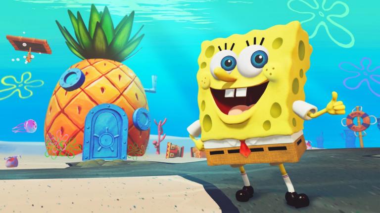 Bob l'Eponge Bataille pour Bikini Bottom Réhydraté : 33 trophées pour vaincre le diabolique Plankton