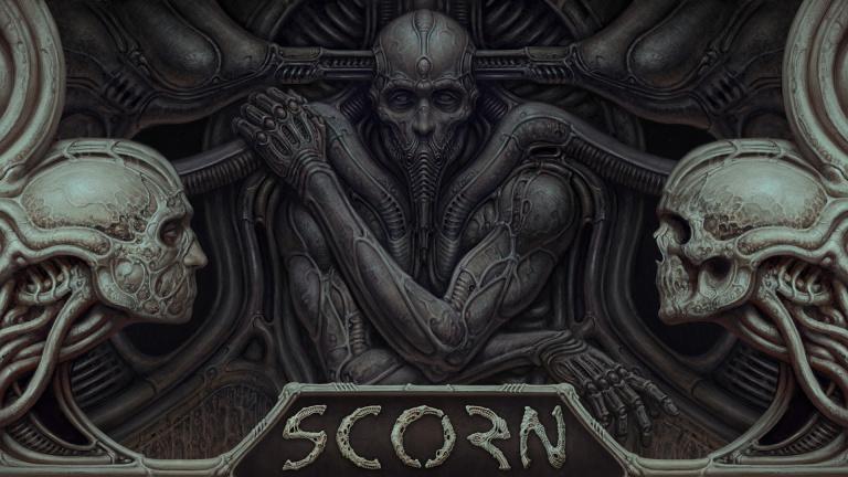 Scorn dévoile une poignée d'images et une fenêtre de sortie