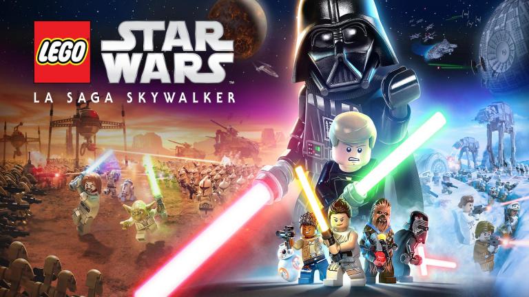 Lego Star Wars : La Saga Skywalker - La date de sortie dévoilée en avance ?
