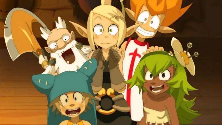 Wakfu : Une campagne Kickstarter en approche pour la saison 4 de la série d'animation