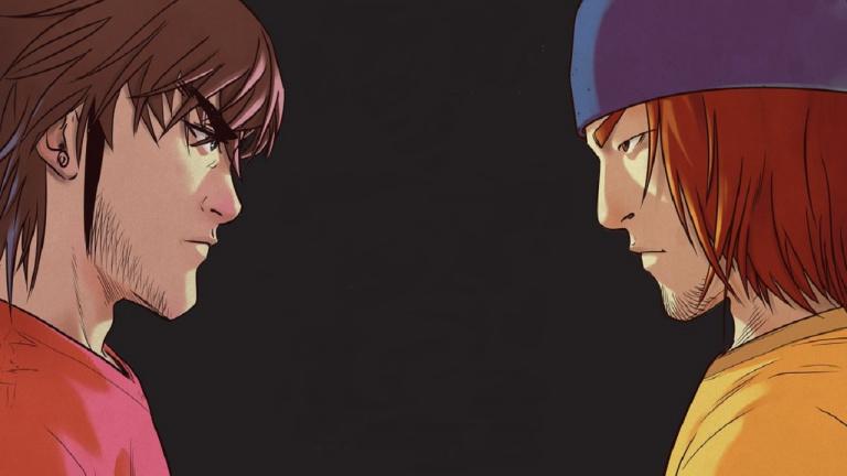 Critique Versus Fighting Story: eSport, baston et manga, un ménage à trois improbable?