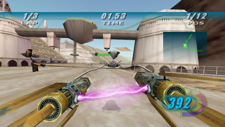 Star Wars Episode I : Racer - la version Switch également repoussée