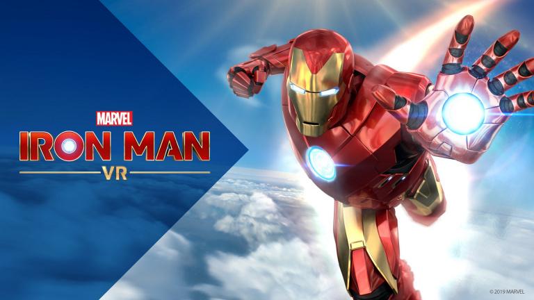 Marvel's Iron Man VR s'offre une nouvelle date de sortie