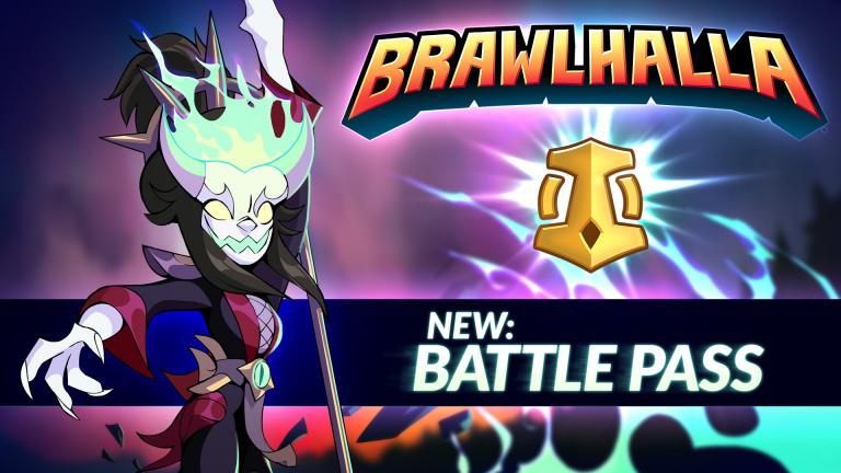 Brawhalla se dotera bientôt d'un battle pass