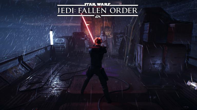 Star Wars Jedi Fallen Order, nouvelle tenue et sabre laser rouge : comment les obtenir ?