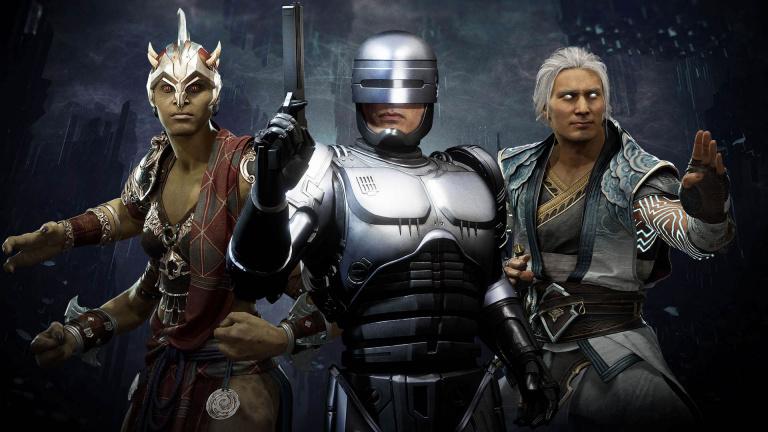 Mortal Kombat 11 : Aftermath - Un costume RoboCop inspiré des Cyber Ninja de MK3 et du nouveau gameplay