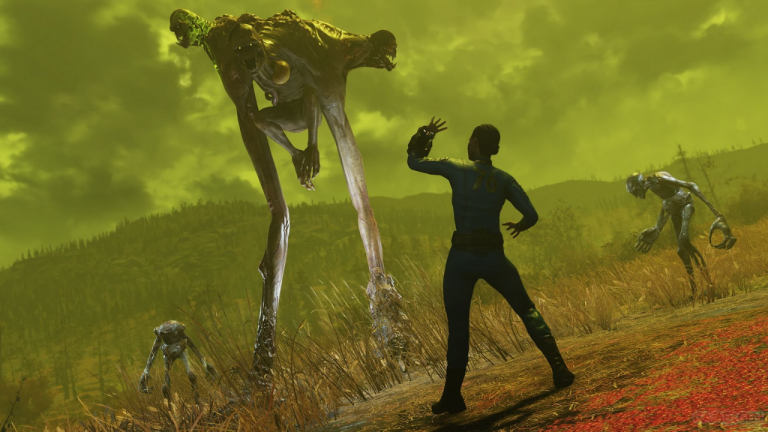 Fallout 76 gratuit à l'essai le temps d'un week-end