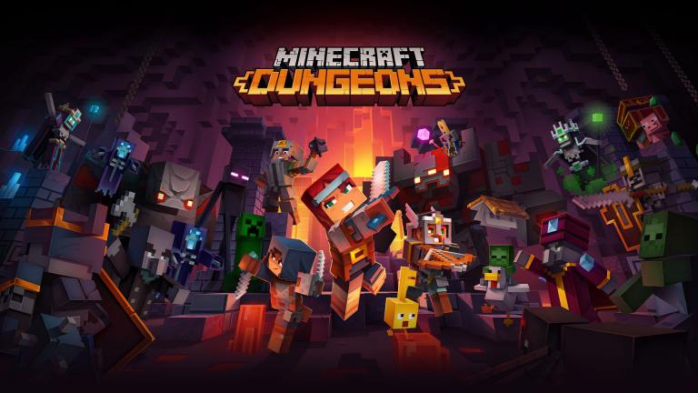 Minecraft Dungeons : un dungeon-crawler avec 24 succès