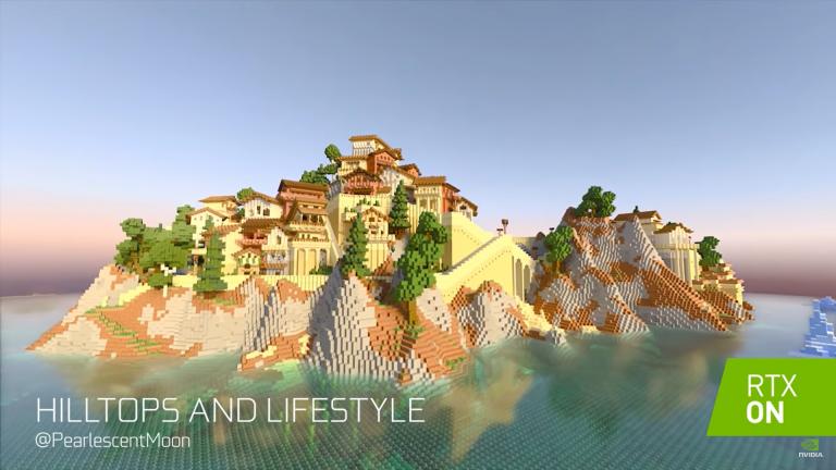 Minecraft, nouvelles cartes RTX : comment les obtenir, notre guide