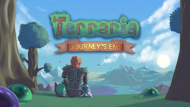 Terraria : un nouveau record de fréquentation dans la foulée de la mise à jour Journey's End (1.4)